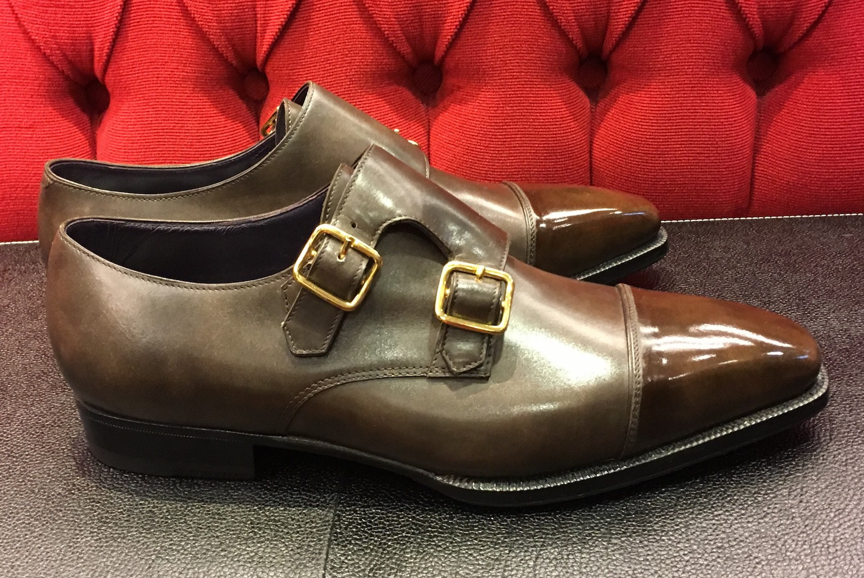 Handmade Shoes from Italy – Enzo Bonafè Museum Calf Leather